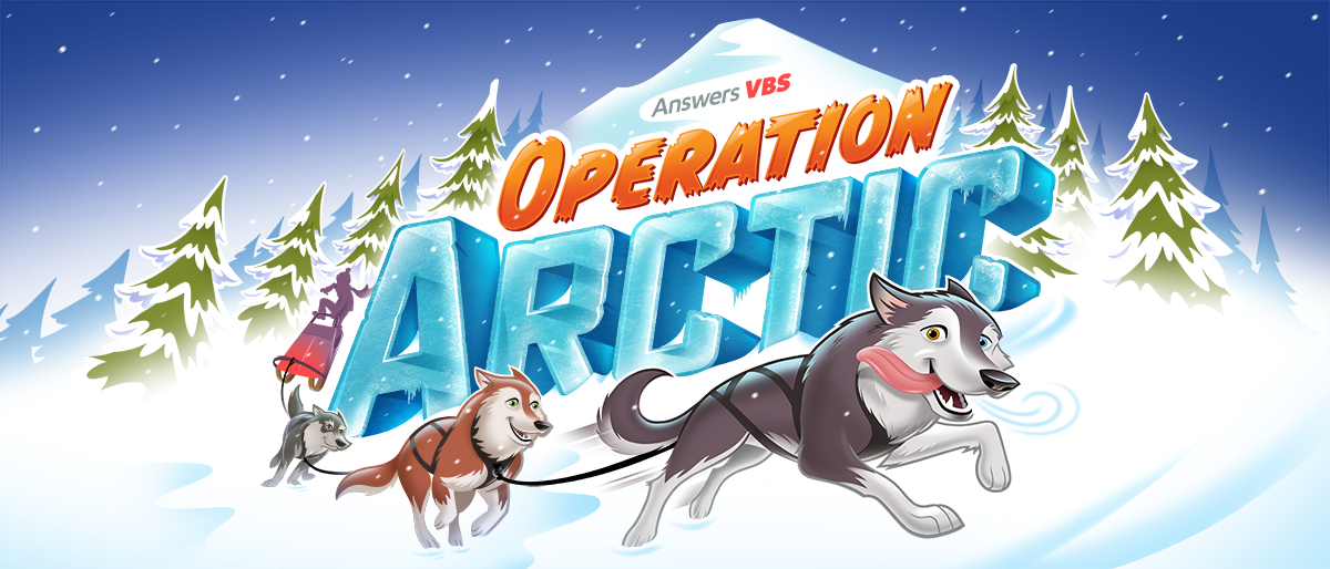 Operation Arctic - VBS VOLUNTEER 2017